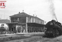 Fondazione FS: Il treno a vapore per la riapertura della linea Asti-Castagnole delle Lanze-Nizza