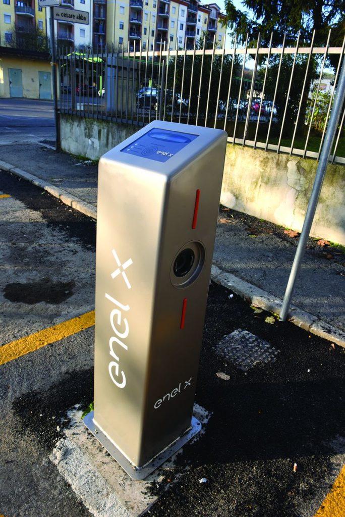 Colonnine per auto elettriche in Acqui Terme