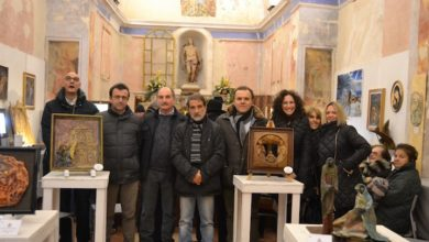 Photo of Denice, 14ª mostra dei presepi artistici all'Oratorio di S. Sebastiano
