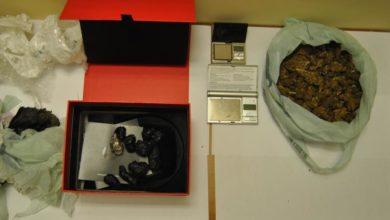 Carabinieri, sequestro sostanze stupefacenti
