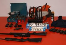 "Operazione ""Digger"", 7 arresti dai Carabinieri di Canelli"