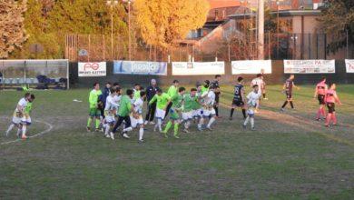 Calcio-Canelli - Corneliano