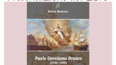 Si presenta libro su Paolo Gerolamo Brusco