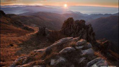 L'alba del Monte Dente, trekking fotografico invernale