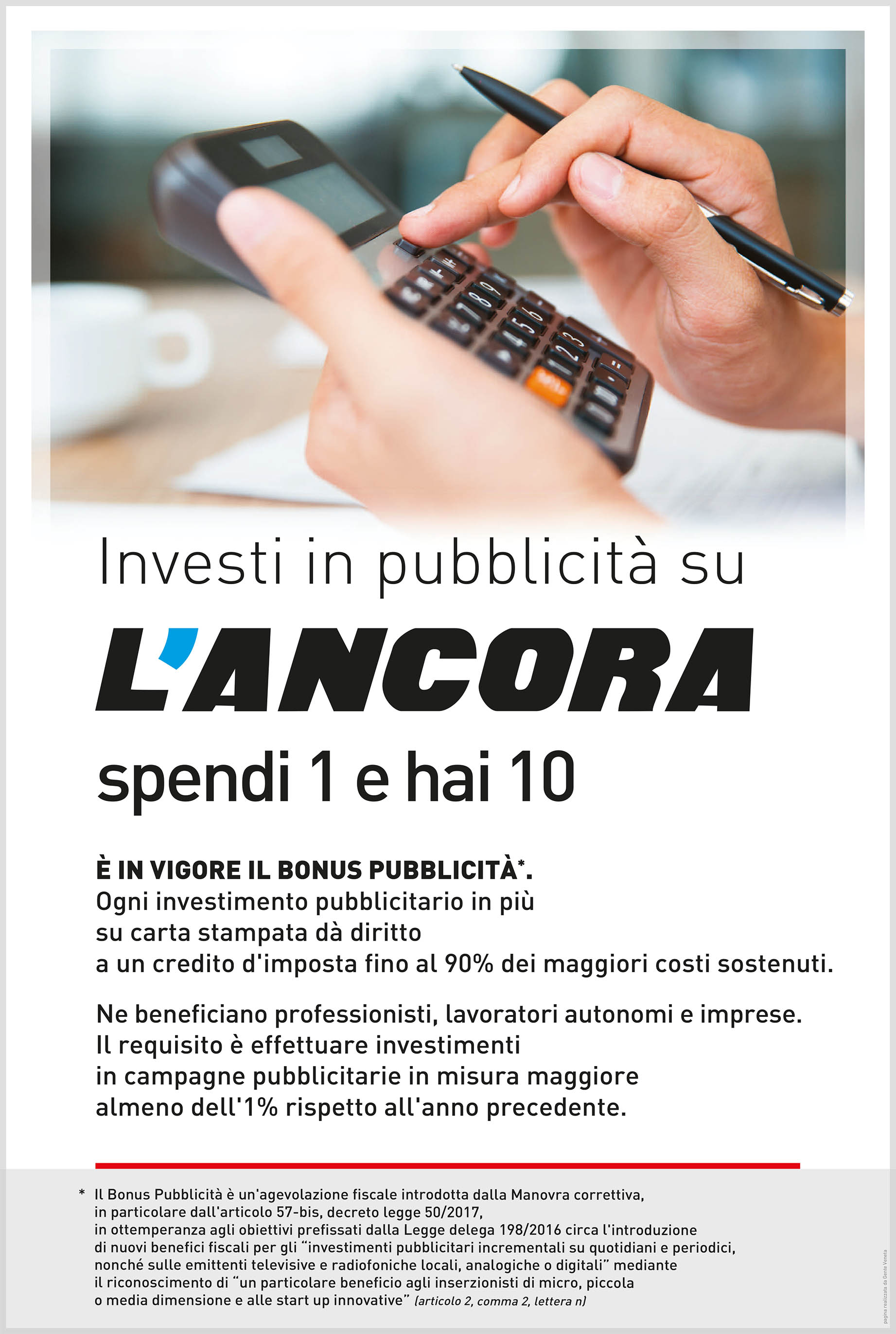 Investi in pubblicità