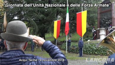 Acqui Terme - Giornata dell'Unità Nazionale e delle Forze Armate
