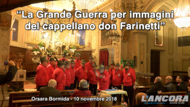 "Photo of ""La Grande Guerra per immagini"" del cappellano Don Farinetti (VIDEO)"