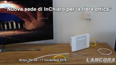 Nuova sede di InChiaro per la fibra ottica (VIDEO)