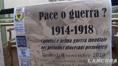 Acqui Terme - Pace o guerra? 1914-1918 (VIDEO)