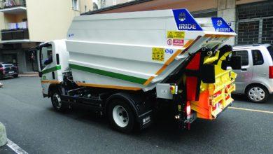 camion dei rifiuti