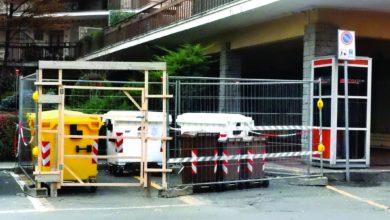 cassonetti rifiuti, decoro urbano
