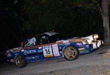 auto rally storico