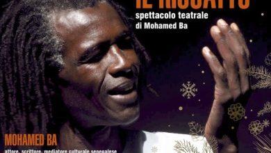 locandina spettacolo di Mohamed Ba