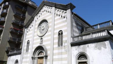 Ovada, Chiesa dei Padri Cappuccini in via Cairoli