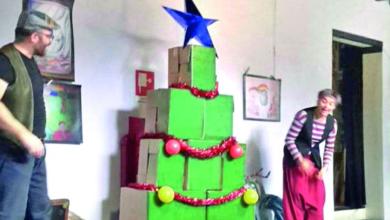 spettacolo natalizio per le scuole