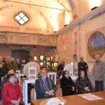 Denice - inaugurazione 14ª mostra internazionale dei presepi artistici