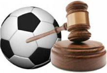 Giudice sportivo: mano pesante sul Dego. Multa per la Rocchettese