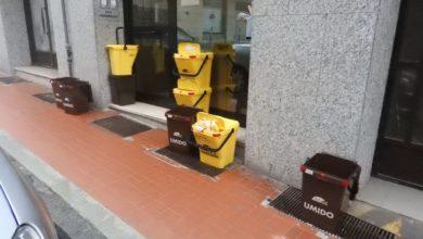Riorganizzazione raccolta rifiuti
