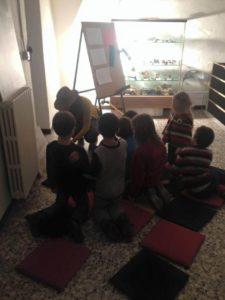 Imparare al museo – La notte dei dinosauri - Laboratorio didattico per bambini