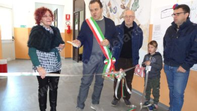 Cassine inaugurazione scuola