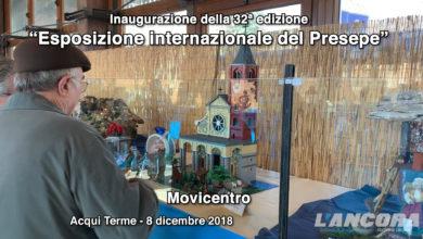 Acqui Terme - 32ª mostra internazionale del Presepe