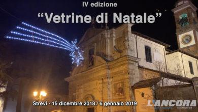 "Strevi - ""Vetrine di Natale"" 2018 IV edizione"