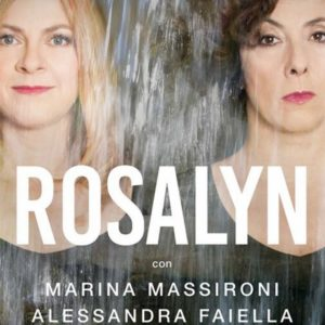 locandina spettacolo Rosalyn