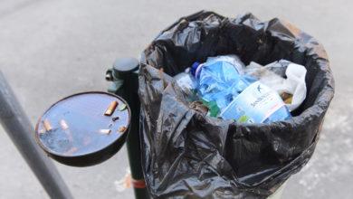 Ad Acqui Terme, polemica sui cestini tolti
