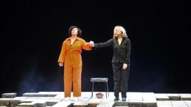 """Photo of """"Rosalyn"""" con Marina Massironi e Alessandra Faiella"""