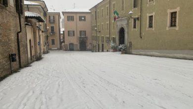 Acqui Terme, neve 23-01-2019