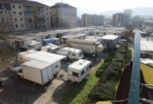 Ad Acqui, Piazza Caduti Grande Torino per il circo