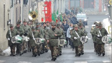Photo of Sezzadio: Il 50° del Gruppo Alpini celebrato in piazza Libertà