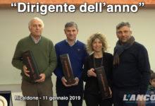 Ricaldone - Premiazione dello Dirigente sportivo dell'anno (VIDEO)