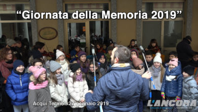 Photo of Acqui Terme – Giornata della Memoria 2019 (VIDEO)