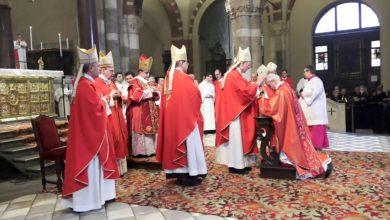 Anniversario dell'Ordinazione Episcopale di S.E. Mons. Luigi Testore