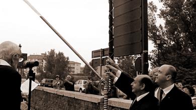 inaugurazione connessione con Predosa a luglio del 2008