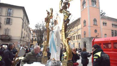 festa Madonna di Lourdes