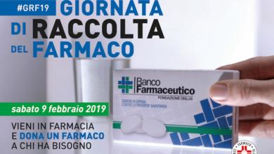 Photo of Il 9 febbraio Giornata di raccolta del farmaco di Banco Farmaceutico