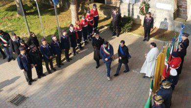 Incisa Scapaccino, commemorazione carabiniere Scapaccino