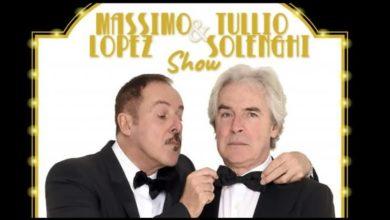 """Photo of Massimo Lopez e Tullio Solenghi all'Ariston con """"Show"""""""