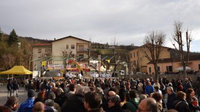 """Photo of A Ponti, 448ª """"Sagra del polentone"""""""