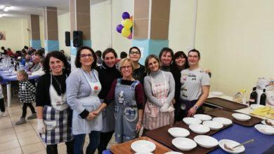 Rossiglione: grande partecipazione a pranzo per riapertura Oratorio
