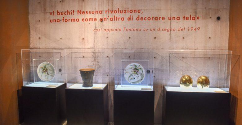 I costi della mostra su Lucio Fontana