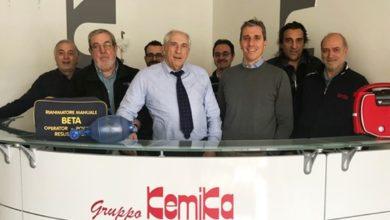 Photo of Un defibrillatore alla Kemika, soddisfatti lavoratori e dirigenza
