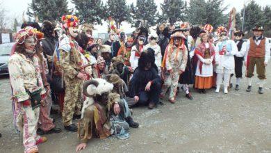Al Carnevale di Rocca Grimalda si danza con la Lachera e gli sloveni
