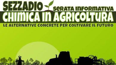 Sezzadio: Serata sulla chimica in agricoltura