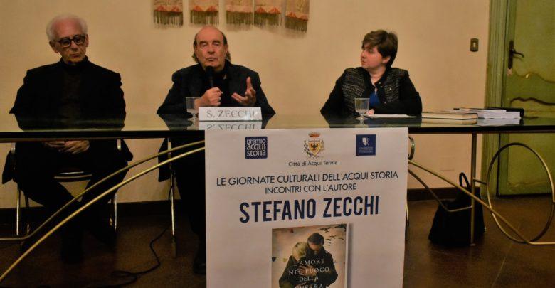 """""""Incontro con l'autore"""", Stefano Zecchi"""