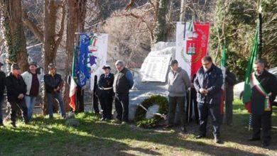 Photo of Belforte: incontro presso la lapide commemorativa dei Caduti