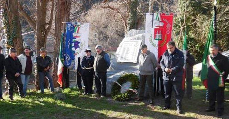 Belforte: incontro presso la lapide comemorativa dei Caduti