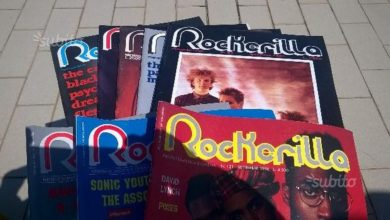 Rockerilla, un pezzo della nostra storia